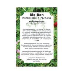 Multi mélange 1 Bio Ron