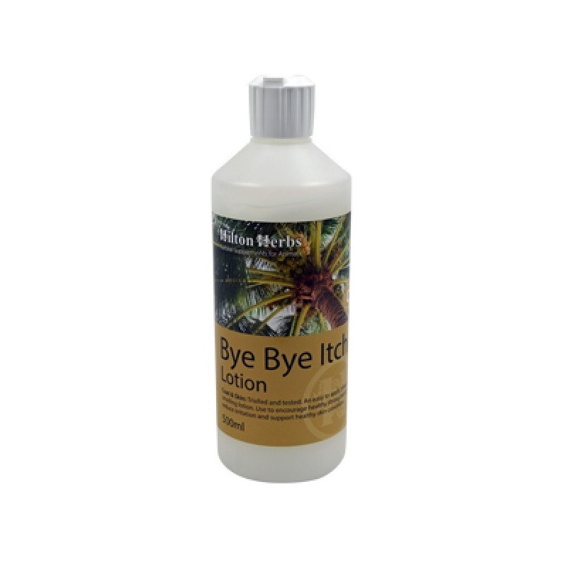 Bye Bye Itch Lotion - 500 ml