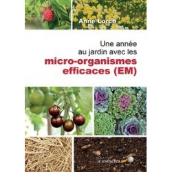 """Livre """"Une année au jardin"""" par A. Lorch"""