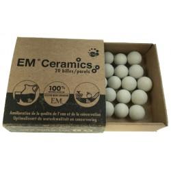 EM céramique perles boite...